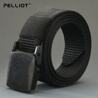 【618返场-狂欢继续】法国PELLIOT户外腰带 男女特勤腰带 军迷多功能野外战术尼龙腰带