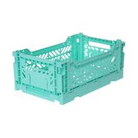 土耳其韩国采购折叠实用杂物衣物收纳篮箱