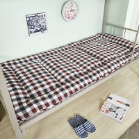 ???加厚折叠床垫被床褥子单人1.2米90cm大学生宿舍寝室上下铺