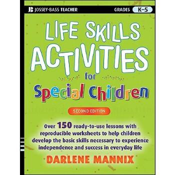 【预订】Life Skills Activities for Special Children 预订商品,需要1-3个月发货,非质量问题不接受退换货。