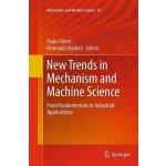 【预订】New Trends in Mechanism and Machine Science: From Funda