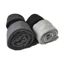 柔棉加厚加绒打底裤袜1200D秋冬厚款御寒连裤袜袜黑色灰肉色 黑茶 踩脚 均码