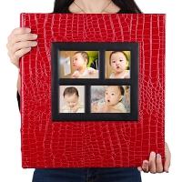 【支持礼品卡】容量相册本宝宝成长册家庭相薄 6寸相册时间轴 相册影集插页式大ky7