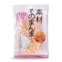 日本妙谷木西香脆虾片婴幼儿即食营养辅食宝宝休闲海鲜零食拌饭4g