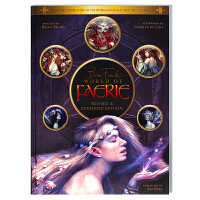 现货布莱恩・弗劳德的精灵世界 英文原版 Brian Froud's World of Faerie 魔法世界惊人景象 幻