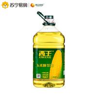 西王 玉米胚芽油4L装 非转基因物理压榨食用油