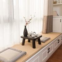 阳台垫子飘窗垫定做窗台垫现代简约榻榻米垫子飘窗垫子飘窗毯装饰