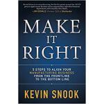 【预订】Make It Right: 5 Steps to Align Your Manufacturing Busi