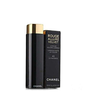 Chanel 香奈儿炫亮魅力唇膏口红(43号) 3.5g包邮! 满99减5,199减10,299减20