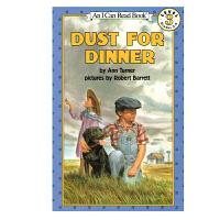 英文原版 Dust for Dinner 沙尘暴 [平装] [4-8岁]