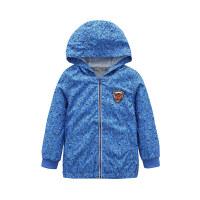 JEEP吉普4-12岁男童梭织外套BWW11036