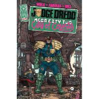 【预订】Judge Dredd: Mega-City Two