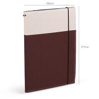 文具硬抄本笔记本布面多功能本A5/B5 100页 APYDG929