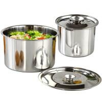 304食品级不锈钢盆家用厨房饭盆小盆不秀钢碗小号菜盆揉面盆