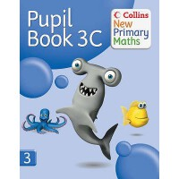 【预订】Collins New Primary Maths. 3c, Pupil Book 9780007220274