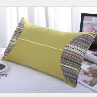 夏季失眠薰衣草枕头枕芯荞麦皮助睡眠安神护颈学生睡眠凉枕头