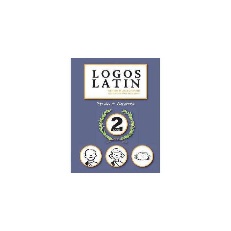 【预订】Logos Latin 2 Student Workbook 美国库房发货,通常付款后3-5周到货!