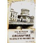 【预订】Crossfire: The Battle of the Four Courts, 1916