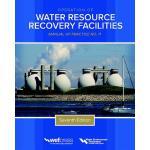 【预订】Operation of Water Resource Recovery Facilities, Manual