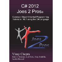 【预订】C# 2012 Joes 2 Pros: Common Object Oriented Programming