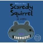 【预订】Scaredy Squirrel at Night