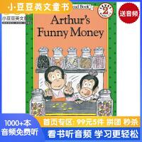 Arthur's Funny Money 亚瑟的零用钱 汪培�E四阶 [4-8岁]