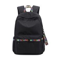 中学生书包女双肩包高中初中生韩版校园防水15.6寸电脑大容量背包