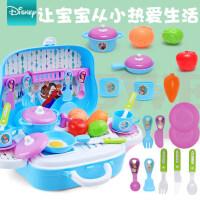 迪士尼儿童医生玩具套装化妆台工具小护士打针厨房箱男女孩过家家
