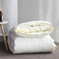 全棉水洗棉被子被芯冬单人学生宿舍春秋加厚冬季双人被褥8斤床品