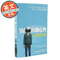 奇迹男孩 英文原版 Wonder 同名电影小说 R. J. Palacio 帕拉西奥 励志温情 校园青少年读物 儿童心