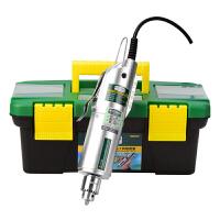 迷你小型电磨机微型电钻玉石文玩电动抛光打磨雕刻机 n2x