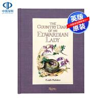 预售英文原版 The Country Diary of an Edwardian Lady 爱德华夫人的乡村日记 乡野手