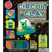 Circuit Clay: The Easiest Way to Learn about Electricity 英文
