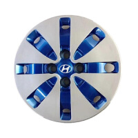 北京现代瑞纳雅绅特轮毂盖14寸轮胎改装饰外壳配件帽汽车铁钢圈罩