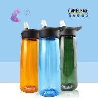 美国驼峰运动吸管杯健身水杯子成人大容量咬吸水壶便携水瓶男女