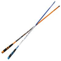 龙纹鲤鱼竿台钓竿碳素28调5.4米轻硬鲫鱼竿长节手竿鱼竿