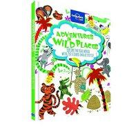 【现货】英文原版 Lonely Planet Kids: Adventures in Wild Places 孤独星球