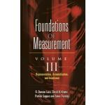 Foundations of Measurement Volume III (【按需印刷】)