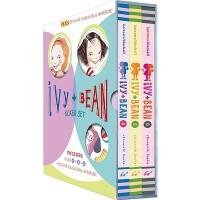 Ivy and Bean Boxed Set 2 (Books 4-6) 英文原版 艾薇和豆豆4-6套装 美国图书馆协会