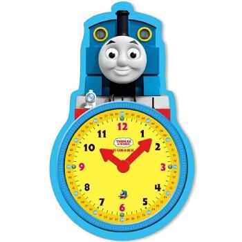 辞海版认知成长百科·托马斯和朋友趣味小时钟·托马斯 和托马斯一起快乐成长!