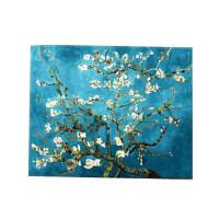 创意手绘画装饰礼品 数字油画大幅手绘客厅风景花卉人物装饰画
