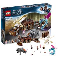 当当自营LEGO乐高FANTASTIC BEASTS/神奇动物在哪里系列神奇皮箱75952塑料积木玩具