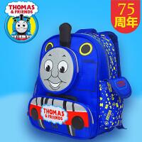 托马斯幼儿园可爱1书包小学一年级男童宝宝小孩卡通3儿童5背包6岁