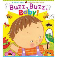 Buzz, Buzz, Baby!: A Karen Katz Lift-the-Flap Book