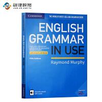 英文原版 剑桥英语语法书 English Grammar in Use 中学自学工具书