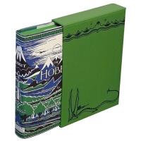 霍比特人80周年盒装纪念版 珍藏初版 英文原版 Hobbit Facsimile First Edition Tolk