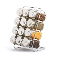 固体调味瓶调料罐13件套装 家用厨房用品调料瓶 调料盒 伯尔尼13件套