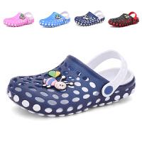 【2件1.5折价:29元】男童凉鞋2020新款韩版中大童夏季洞洞鞋儿童凉拖鞋DW996