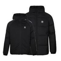 Adidas阿迪达斯 男装 三叶草运动保暖羽绒服休闲夹克外套 DH5003
