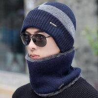 冬季男士帽子潮时尚毛线帽保暖针织帽冬天秋冬青年户外